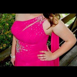 Tony Bowls Evening/Prom Dress